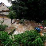 belgica, inundaciones, fallecidos, evacuaciones, afectados