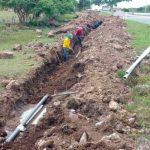 nicaragua, enacal, ciudad dario, proyecto, agua potable