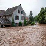 Foto: Al menos 6 muertos y 30 desaparecidos por las fuertes tormentas en Alemania/cortesía