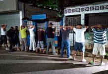 286 personas sospechosas detenidas por el tráfico de personas