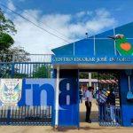 Foto: Aperturan nuevo centro educativo en Diriomo/TN8