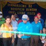 Foto: Beneficio Húmedo fue inaugurado por el MEFCCA en Jinotega/TN8