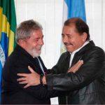 Lula da Silva saluda el 42 aniversario de la Revolución en Nicaragua