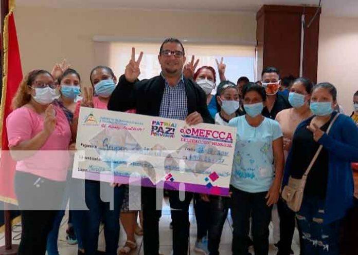 nicaragua, mefcca, apoyo, emprendedores, negocios,
