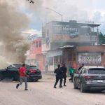Mexico, Chiapas, balacera, cuatro muertos
