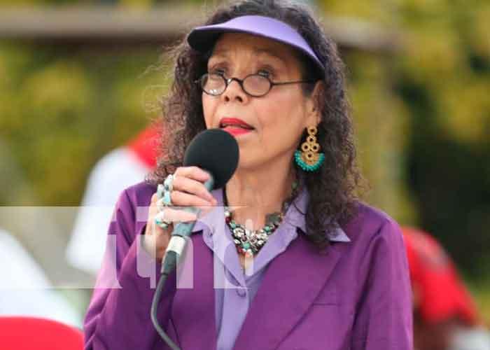 "Rosario Murillo: ""Nicaragua crece cultivando vocación de servicio"""