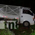 Foto: Choque entre camión y tractor deja un muerto en León/TN8