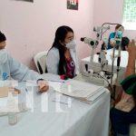 Feria oftalmológica Ticuantepe