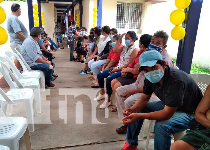 MINSA realiza oftalmológica Ticuantepe
