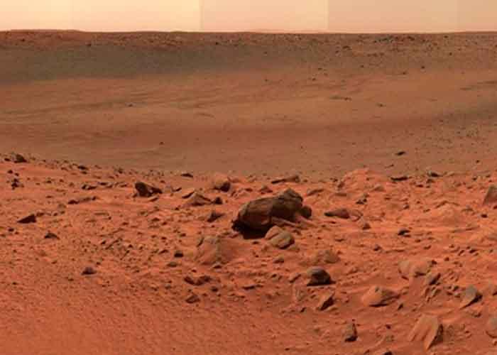 Abra vida en Marte?