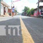 """Foto: Continúa el proyecto """"Calles para el Pueblo"""" en el Distrito III, Managua/TN8"""