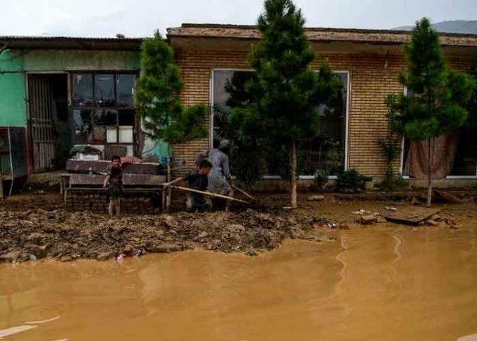 Ascienden en Afganistán a 200 los muertos por las inundaciones