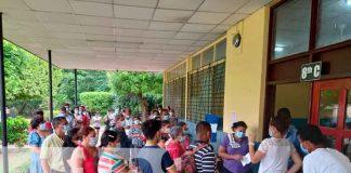 Ciudadanos de Chinandega realizan ejercicio de verificación ciudadana