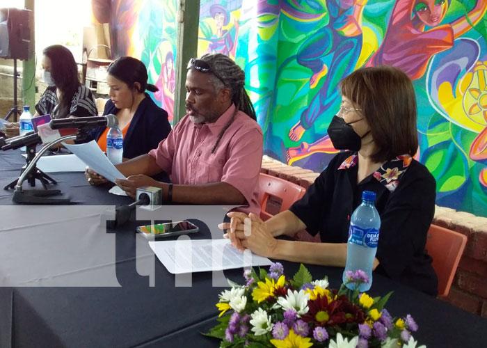 Foto: Alianza por la Justicia Global rechaza injerencismo de EE.UU. contra Nicaragua / TN8