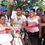 Foto: Inauguran 167 metros lineales de andén en Bilwi / TN8