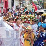 Tradicional Tope de los Niños en Boaco, en honor a Santiago Apóstol
