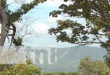 Área protegida de Nicaragua, específicamente en Mateare