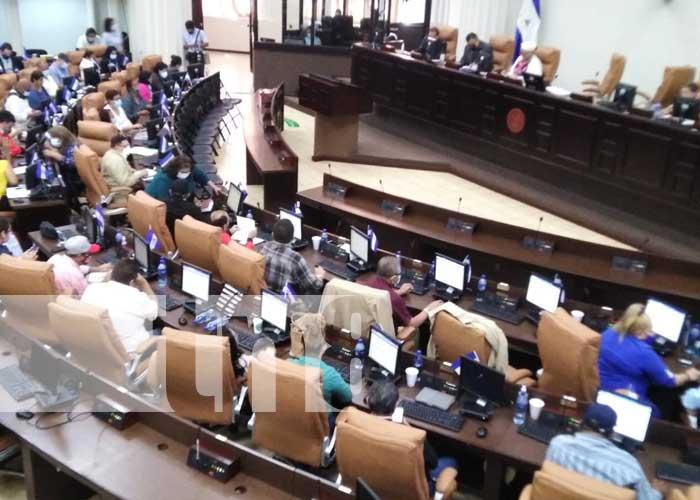 Sesión parlamentaria en la Asamblea en honor a Hugo Chávez