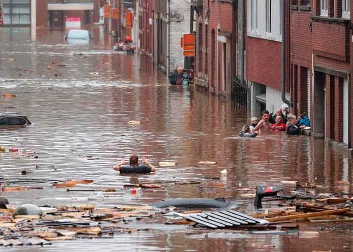 Tormentas e inundaciones dejan al menos 46 fallecidos en Alemania y Bélgica | TN8.tv Nicaragua