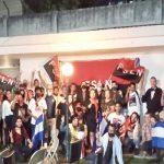 Foto: Celebran el 42/19 en Costa Rica /Cortesía
