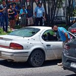 Foto: Se registró un fuerte tiroteo en la Costera Miguel Alemán en Acapulco / Infobae