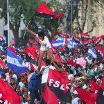 Casa Baltimore/Limay saluda 42 aniversario de Revolución Popular Sandinista