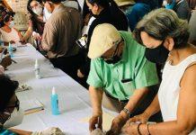 Foto: Jornada de verificación avanza en Nicaragua / Cortesía