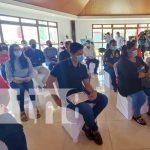 Foto: Reconocen a jóvenes de Nicaragua en el MINJUVE / TN8