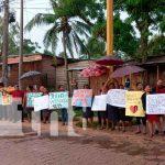 Bilwi celebra con caravanas el Día de la Alegría