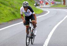 Foto: Ecuatoriano Richard Carapaz hace historia en Juegos Olímpicos de Tokio / Referencia
