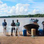 nicaragua, caribe sur, operativo naval, delincuentes,