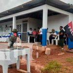 Nicaragua, bluefields, escuela rural, alcaldia,