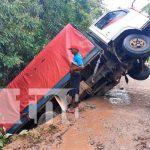 Foto: Accidente de tránsito dejó varios lesionados en Kukra Hill/TN8