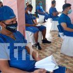 Educación técnica es una posibilidad para privados de libertad en Bluefields