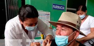nicaragua, boaco, vacuna, covid, salud, Sputnik V,