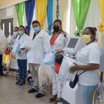 Foto: Boaco recibe insumos contra el coronavirus / Cortesía