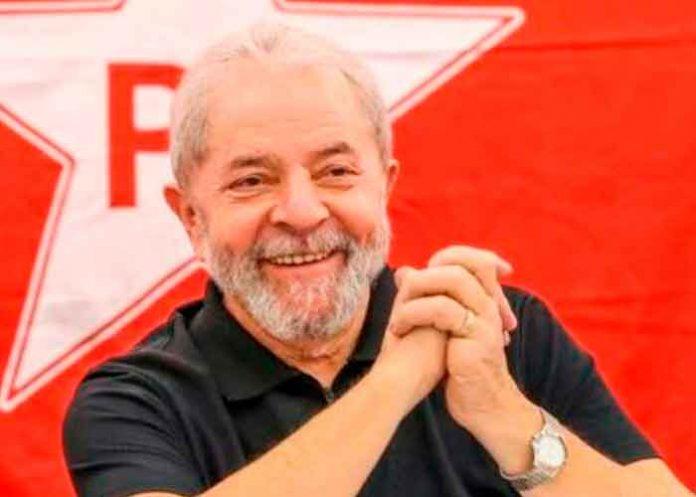 Expresidente de Brasil Luiz Inácio Lula da Silva