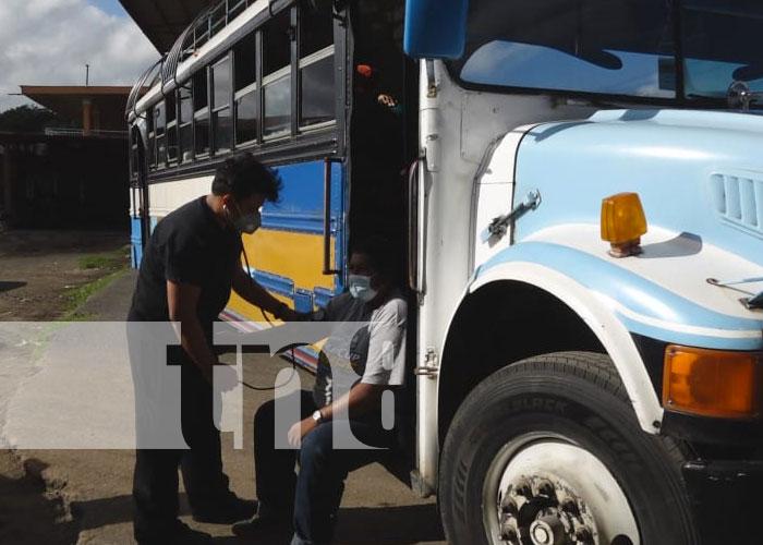 Foto: Policía ejerce plan sobre carreteras de Nandaime / TN8