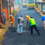 Nicaragua inicia plan de construcción de calles y caminos