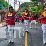 Barrio Los López de Managua estrenan 6 cuadras nuevas de asfalto