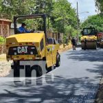 Nuevas calles que brindan mejor calidad de vida en Managua