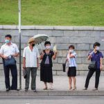 Ola de calor azota a capital de Corea del Norte