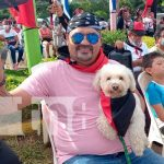 Foto: Caraceños celebran el 42/19 de la Revolución en victorias/TN8