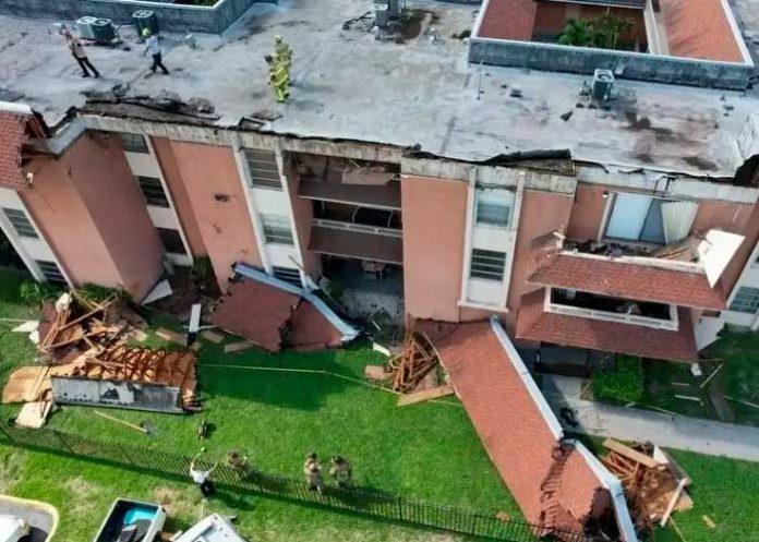 El derrumbe de otro edificio en Miami