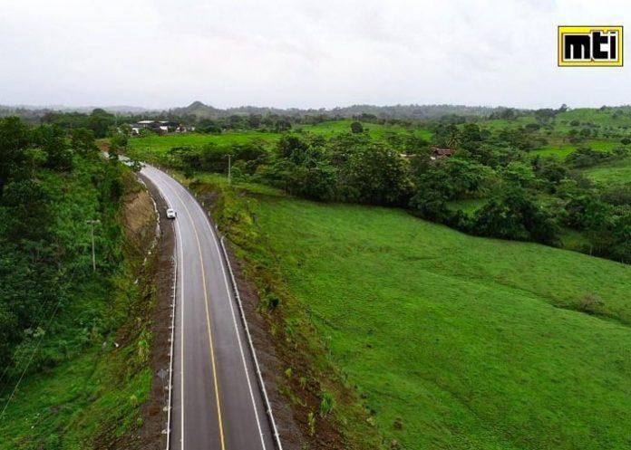 Foto: Inauguran carretera El Areno - Monte Rosa en El Rama / Cortesía