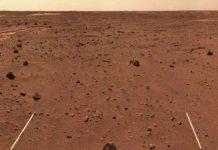 Foto: El róver chino Zhurong se encuentra con complicaciones en Marte / Referencia