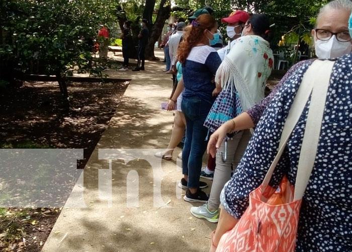 Foto: Valorar de exitosa jornada de verificación en Nicaragua / TN8