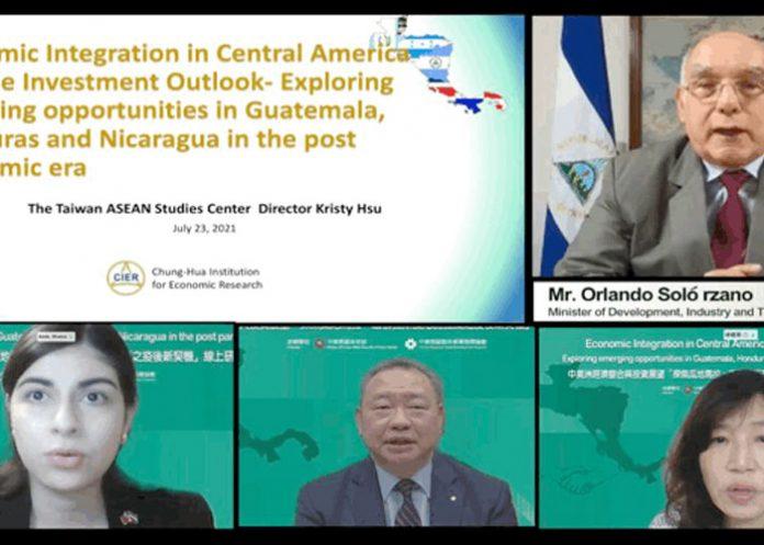 Foto: Integración Económica Centroamericana y perspectivas de inversión en Taiwán / Referencia