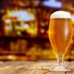 consumo de cerveza moderado
