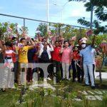 Homenaje al Comandante Hugo Chávez en Managua